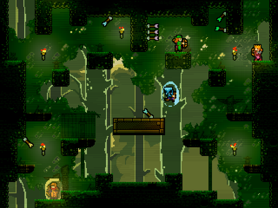 Платформер Towerfall выйдет на PS4 - Изображение 1