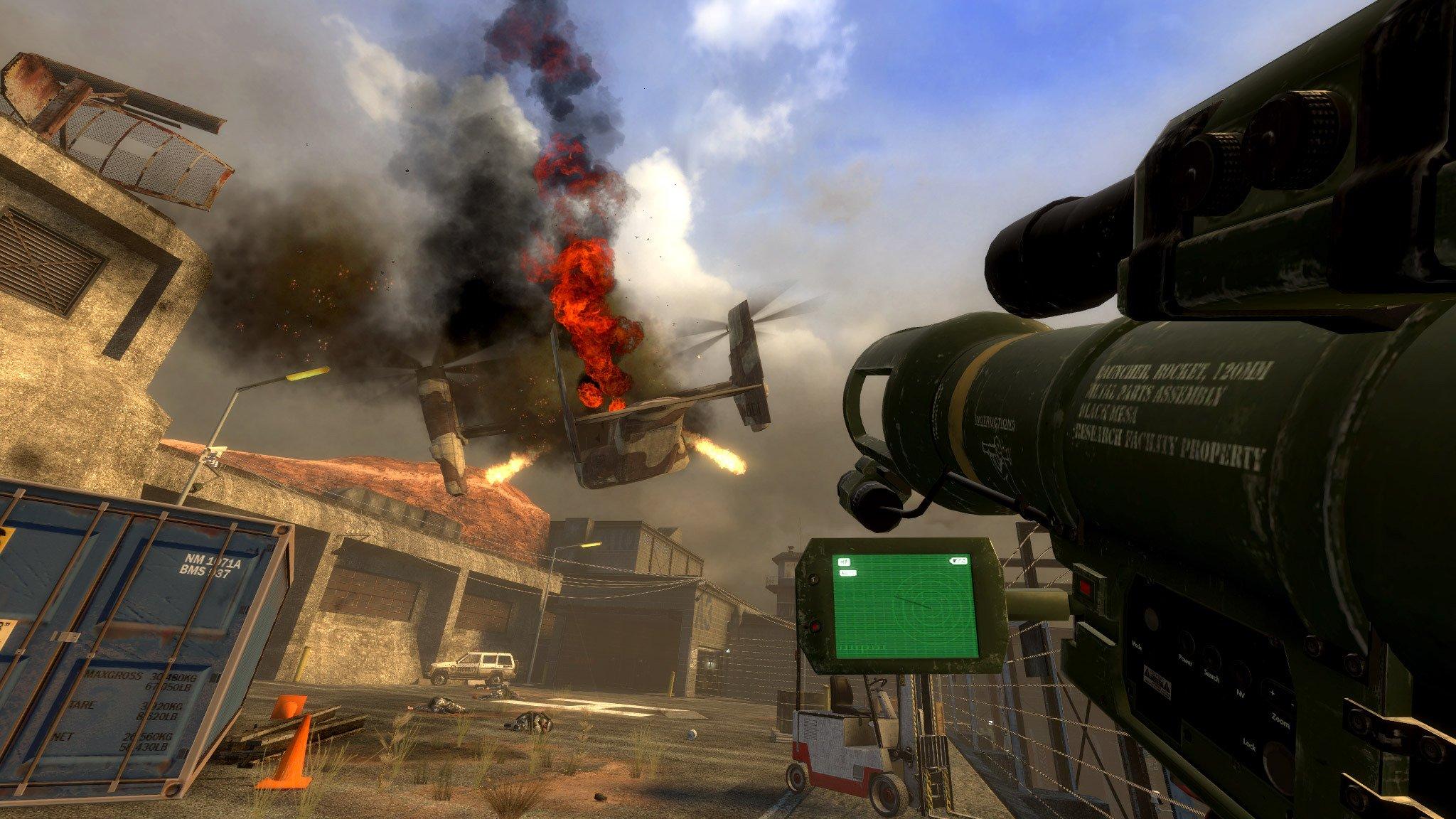 Любительский ремейк Half-Life разрешат купить  - Изображение 1