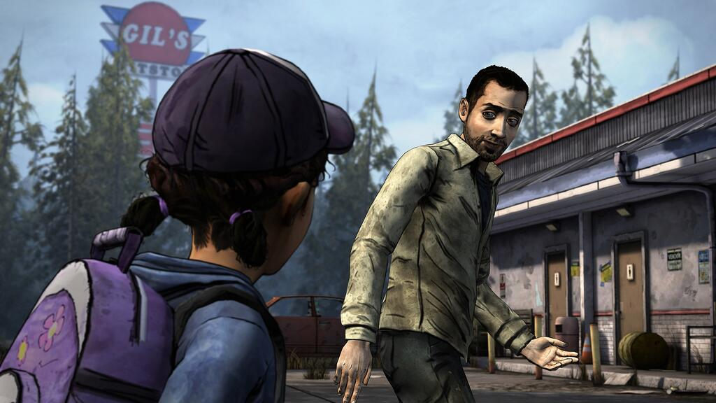 Знакомый герой вернется во втором сезоне The Walking Dead  - Изображение 1