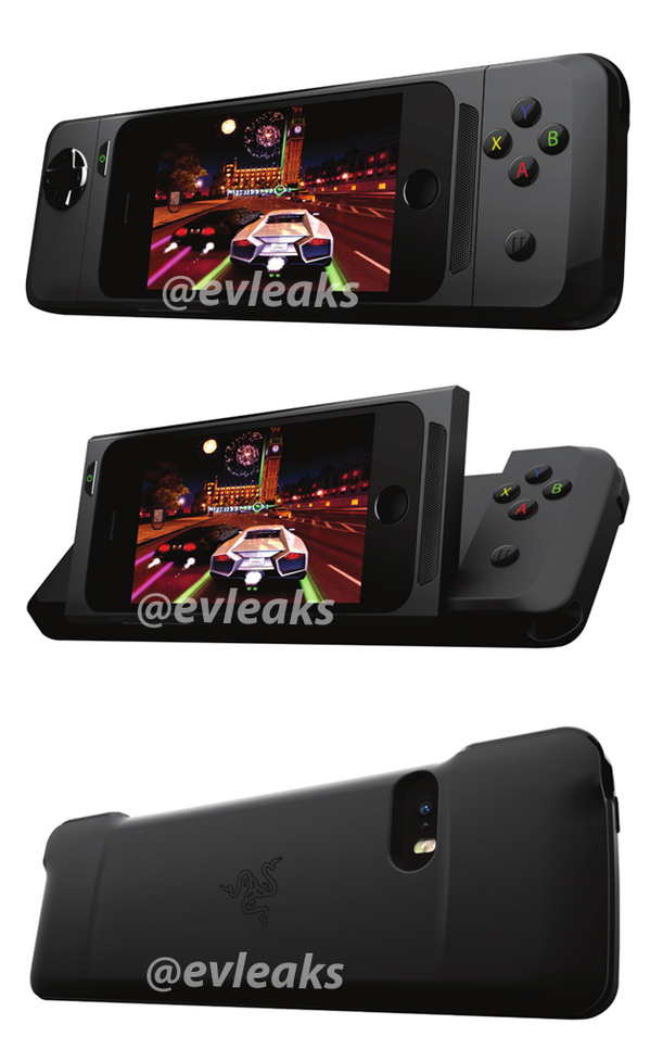 Razer может выпустить свой геймпад для iPhone - Изображение 1