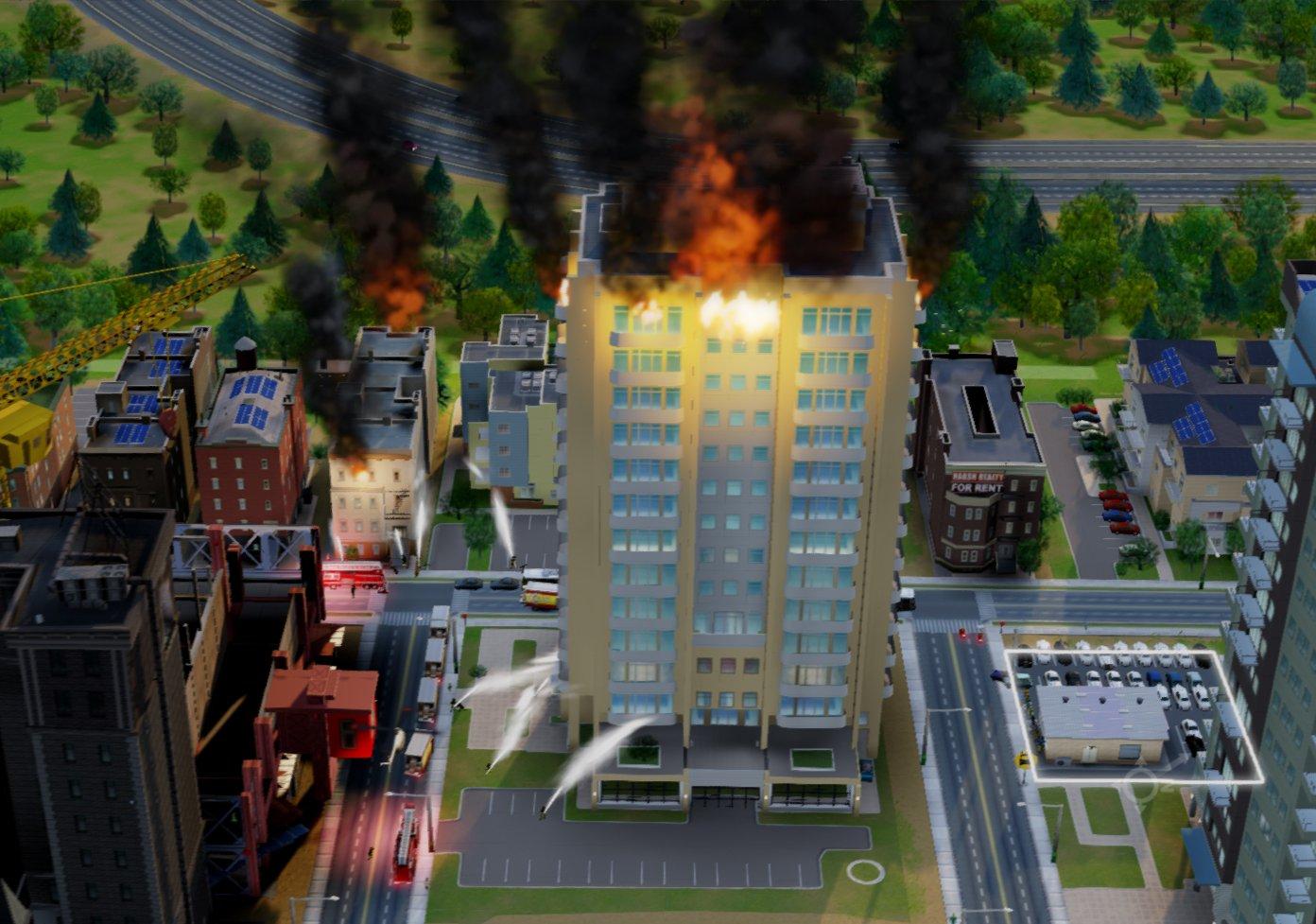 Катастрофа в SimCity: обзор зарубежной прессы. - Изображение 1