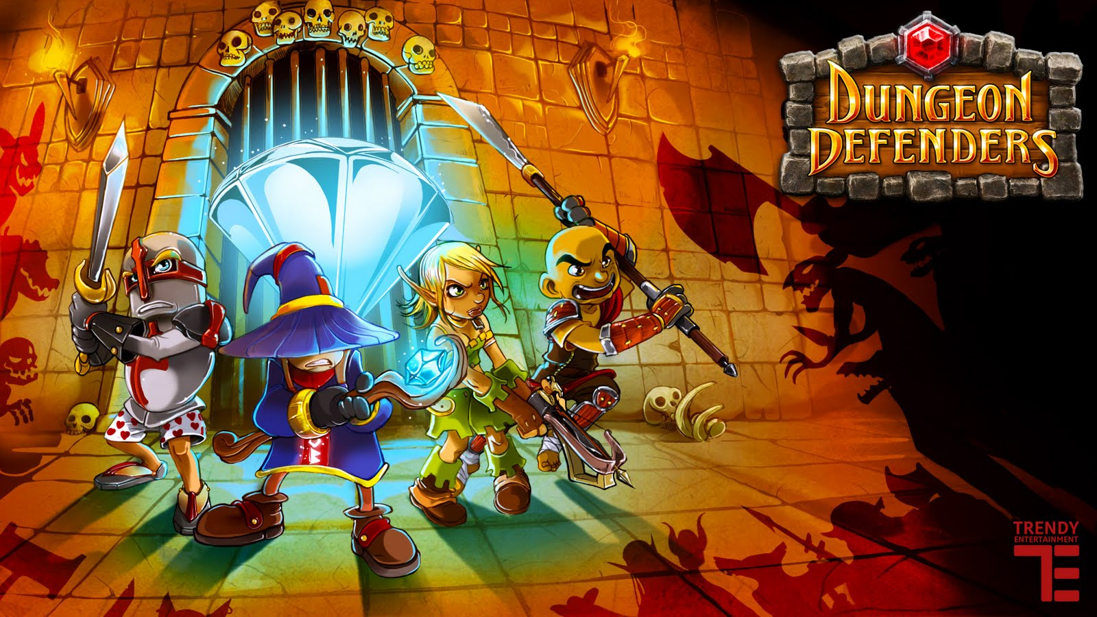 Аносирован Dungeon Defenders 2 - Изображение 1