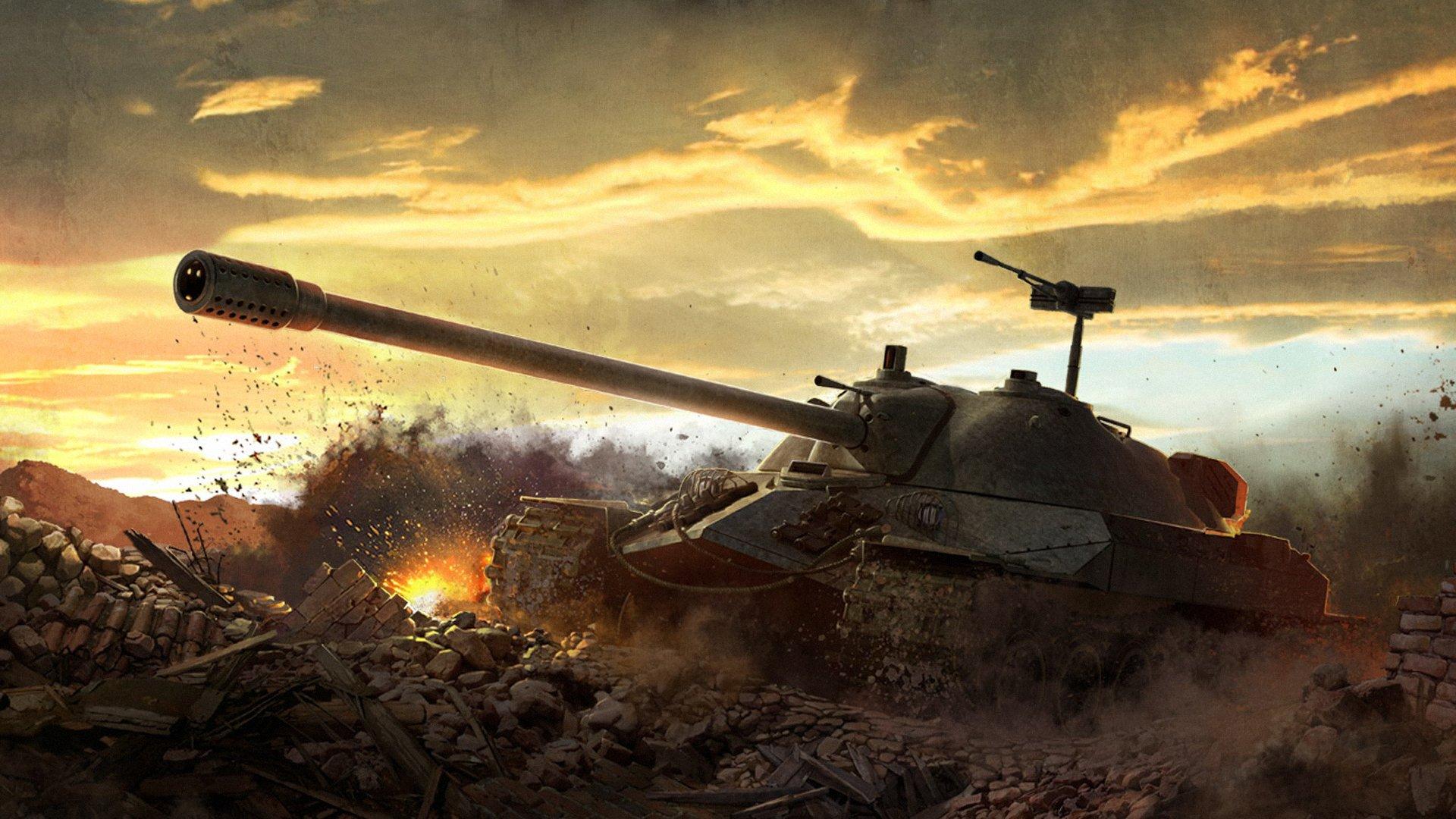 Финал турнира по World of Tanks пройдет в Москве - Изображение 1