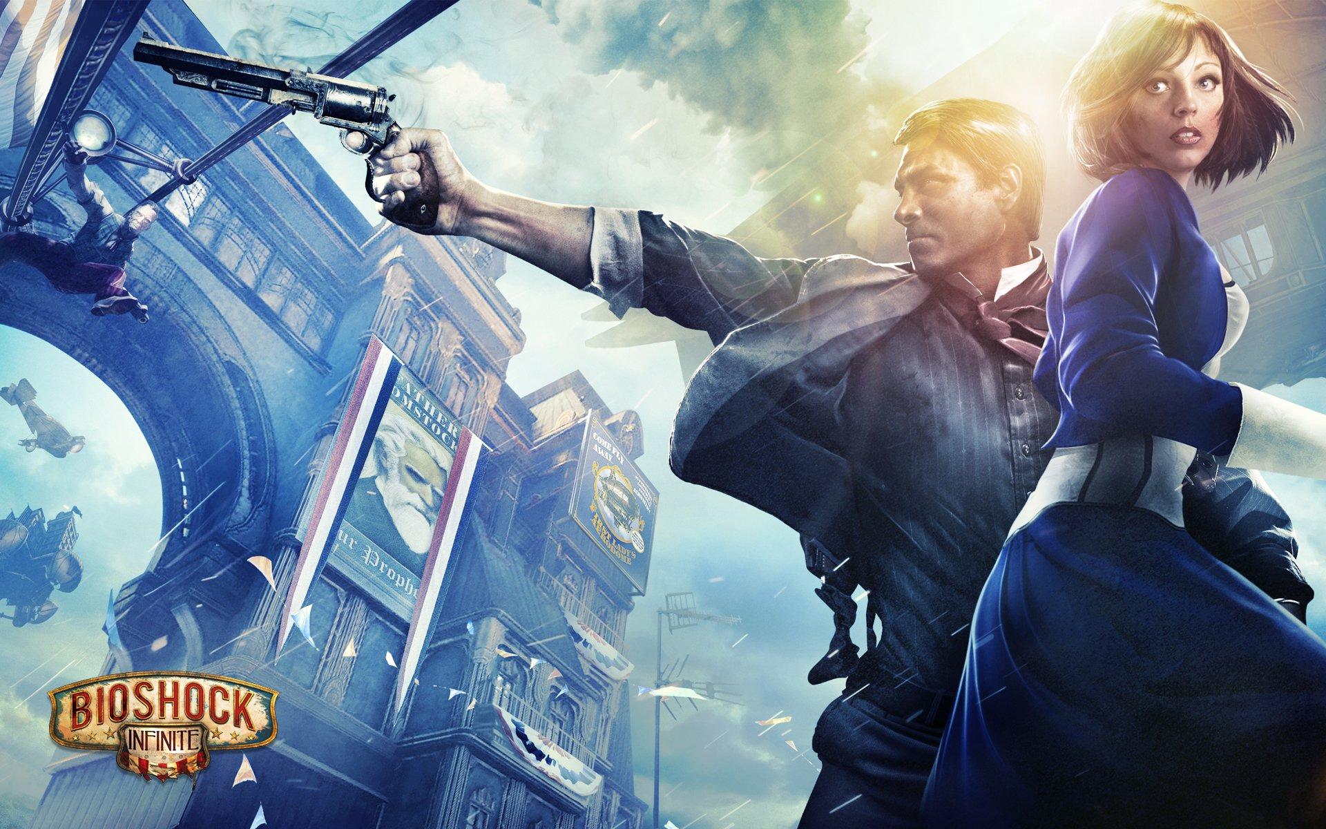 BioShock Infinite получит русские субтитры - Изображение 1