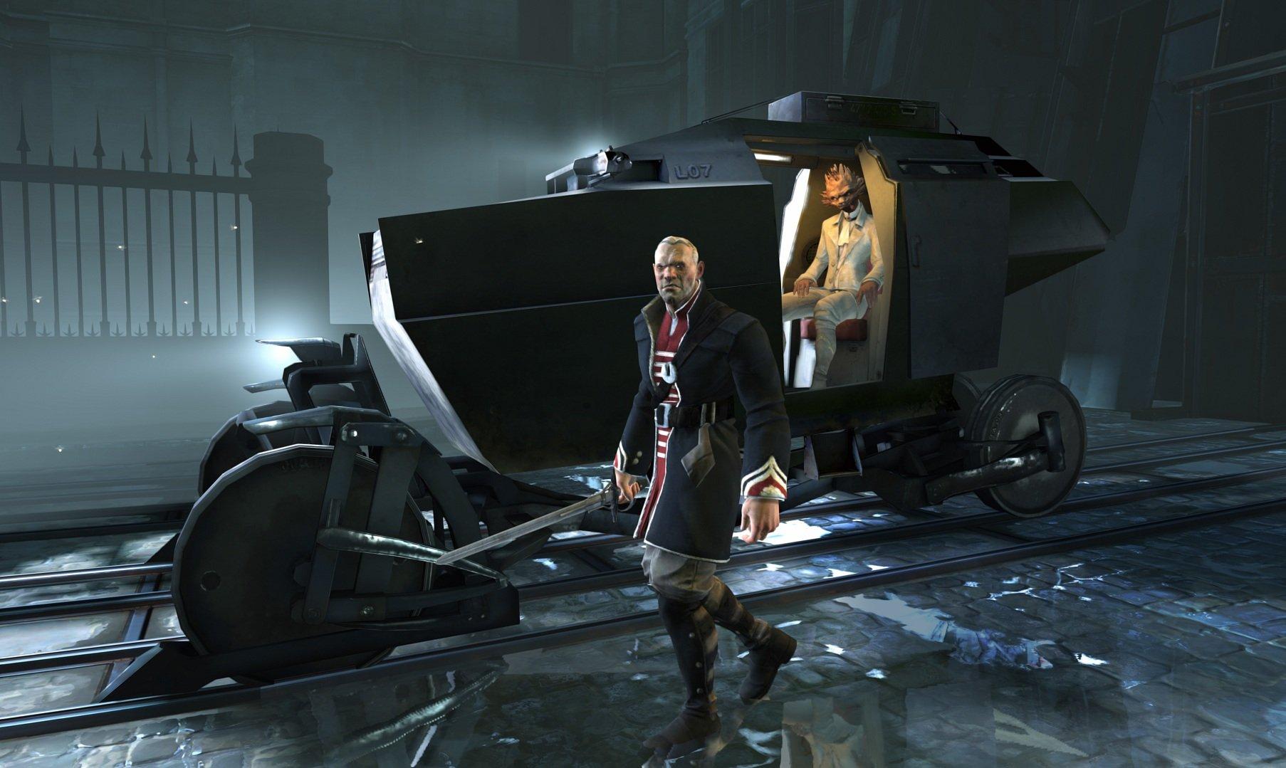 Британцы признали Dishonored игрой года - Изображение 1