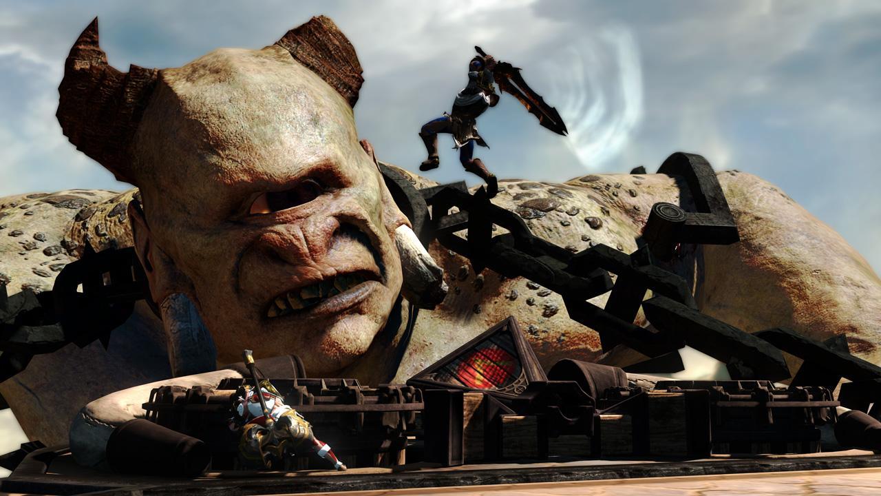 Gears of War и God of War провалились в продаже - Изображение 1