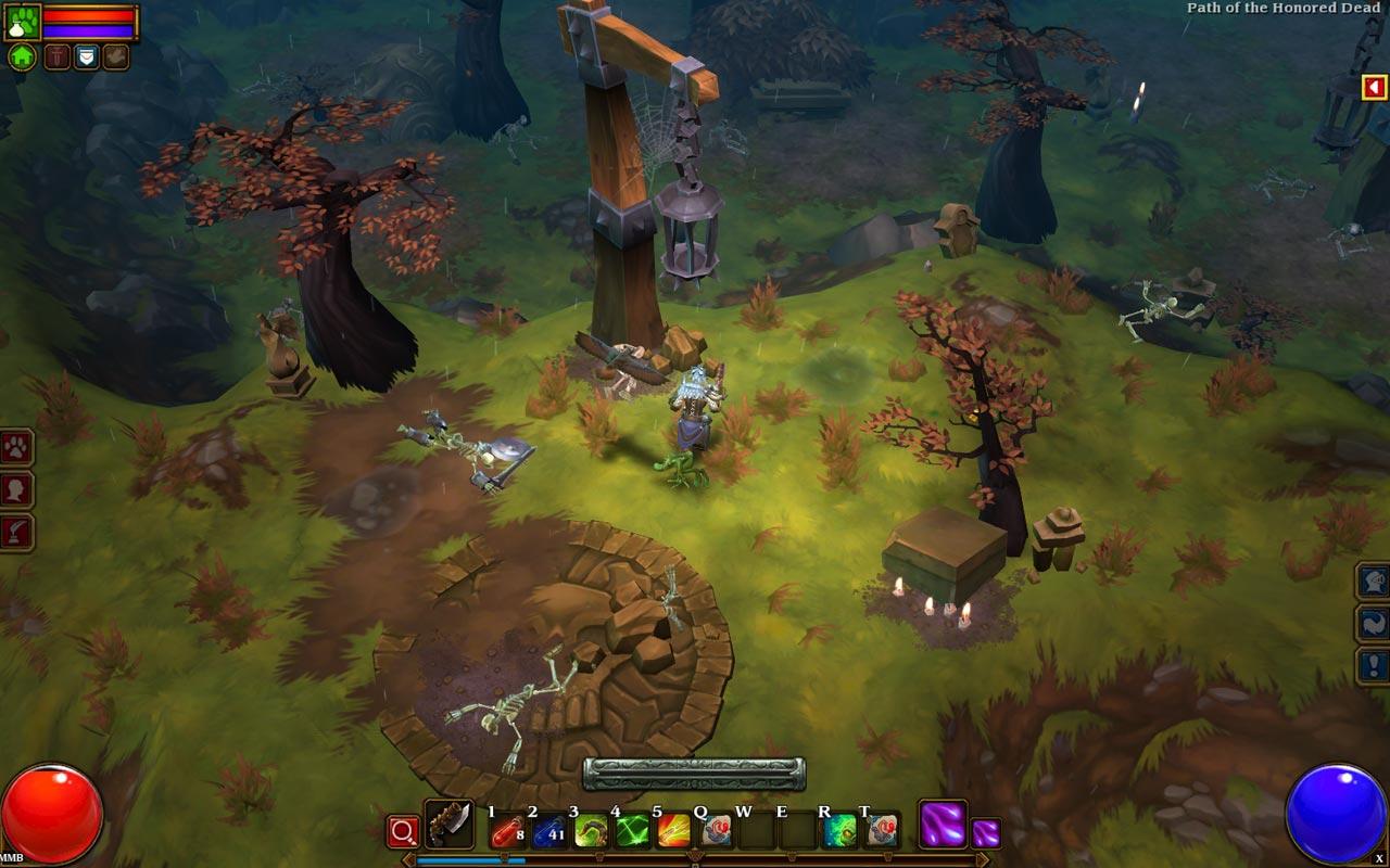 В Torchlight 2 добавили редактор уровней. - Изображение 1