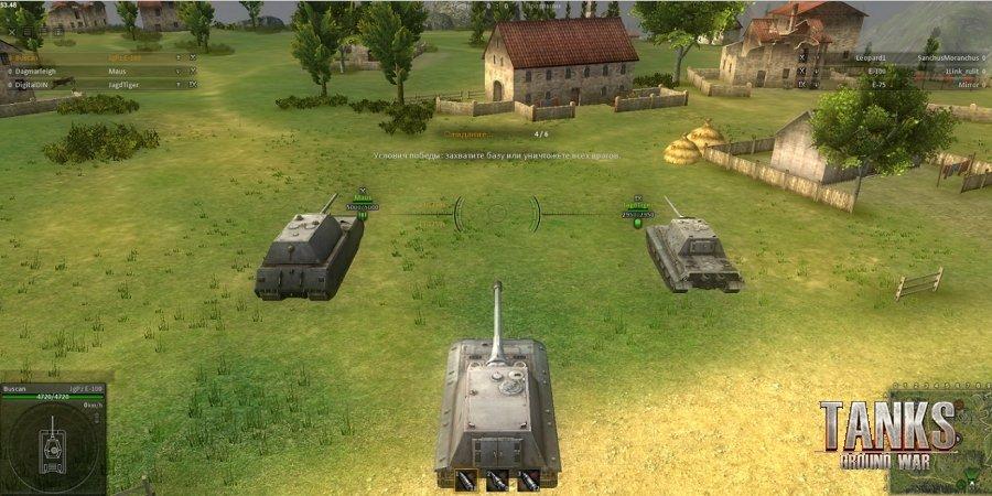 Mail.ru выпустила китайского конкурента World of Tanks - Изображение 2