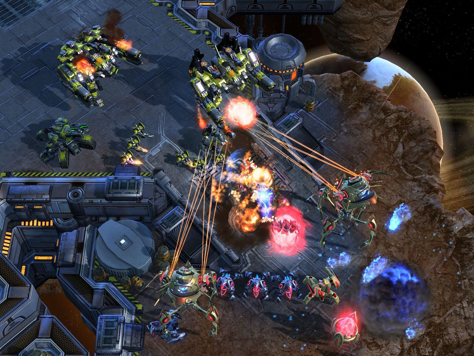 Blizzard запускает единую мировую лигу по StarCraft II  - Изображение 2