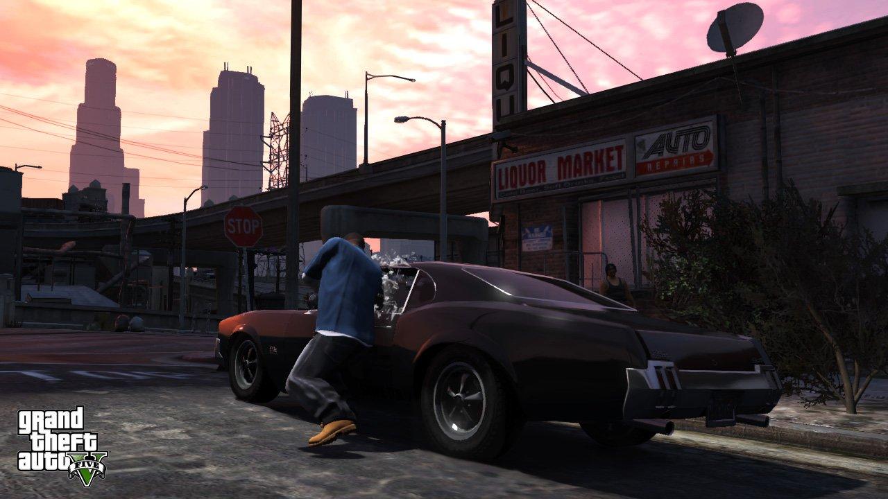 Опубликованы новые кадры из GTA V - Изображение 2