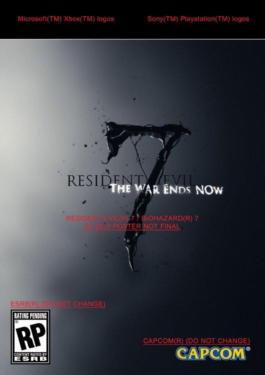 Resident Evil 7 возможно покажут на E3 - Изображение 1