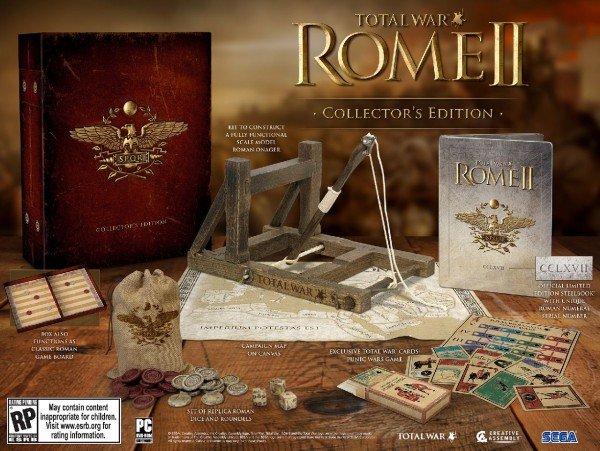 Анонсирована дата выхода Total War: Rome II - Изображение 1