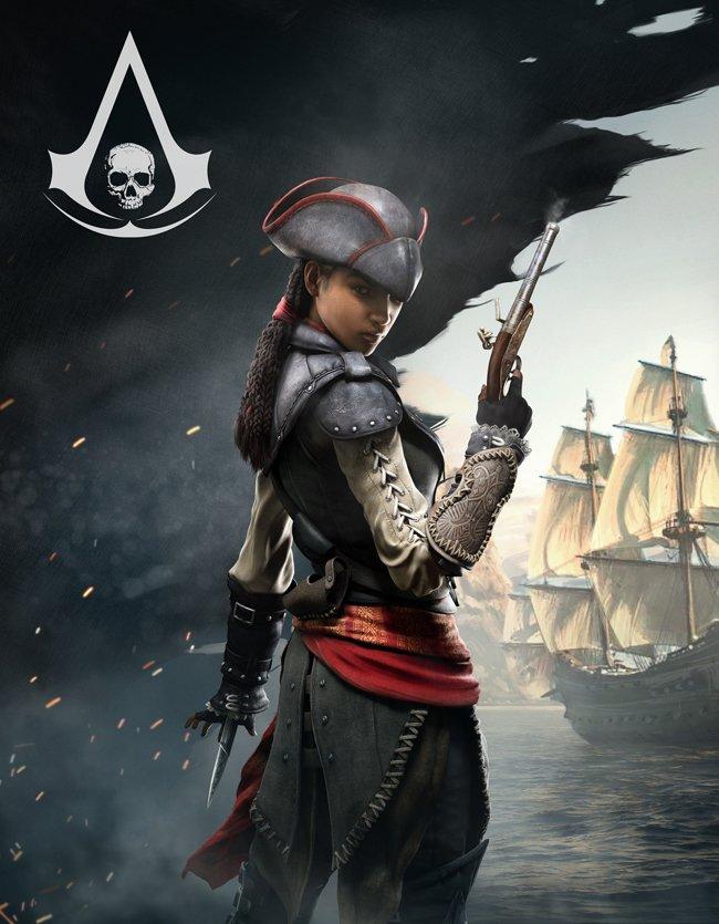 Пользователи PlayStation получат бонусы для Assassin's Creed 4 - Изображение 1
