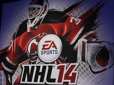 На обложке NHL`14 будет Мартин Бродо - Изображение 1