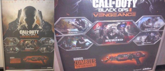 Новое DLC для Call of Duty: Black Ops 2 получит название Vengeance. - Изображение 1