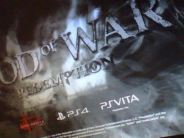 Новая часть God of War выйдет на PlayStation Vita и   PlayStation 4 - Изображение 1