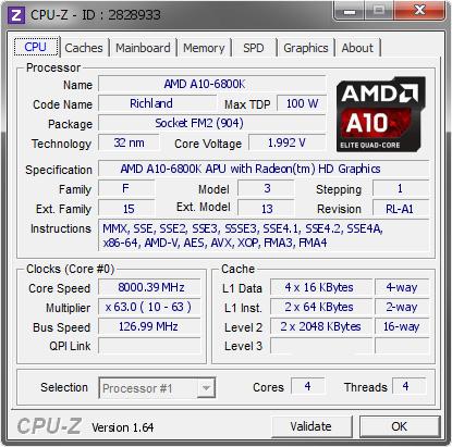 Процессор AMD был разогнан до нового мирового рекорда - Изображение 1