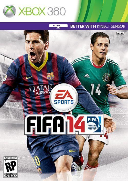 В Мексике и США на обложке FIFA 14 будет изображен Чичарито - Изображение 1