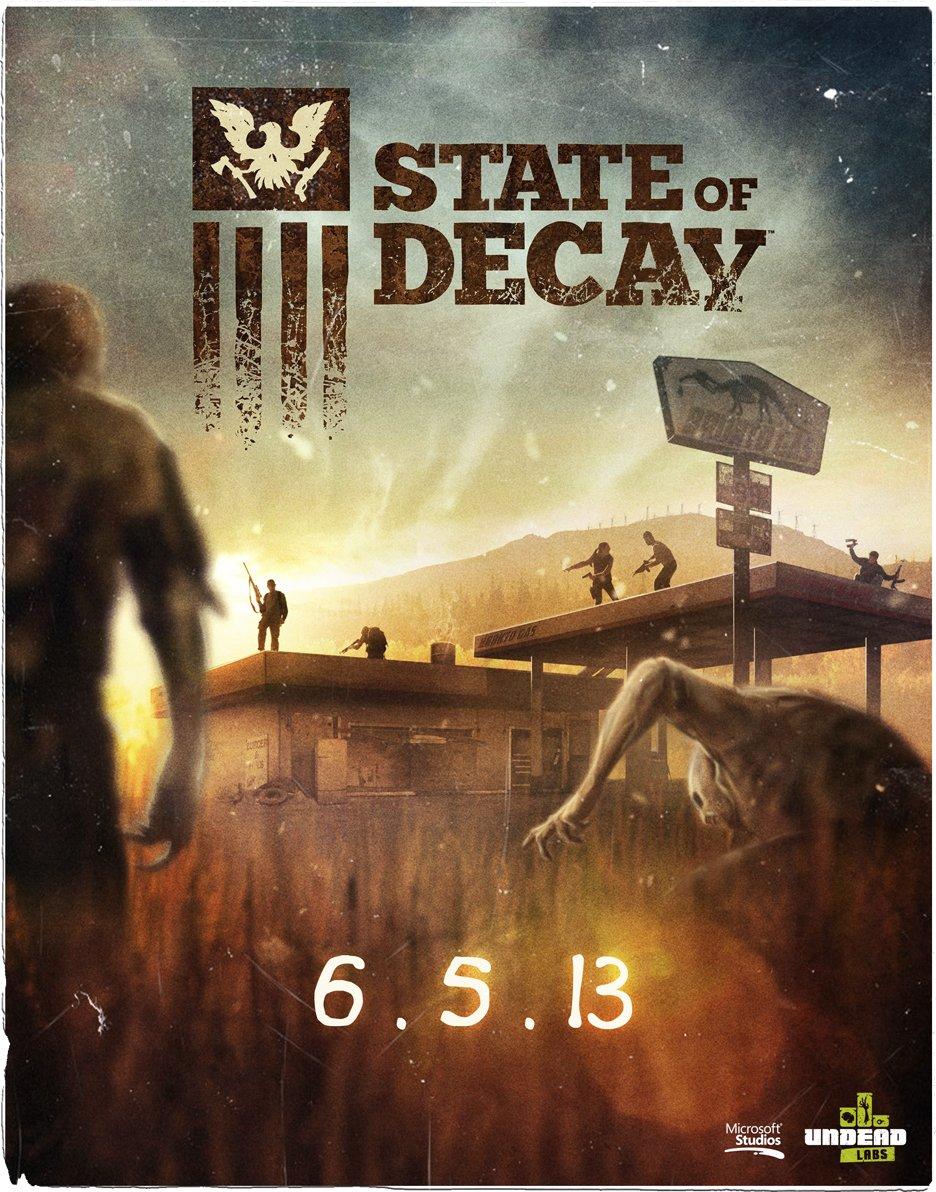 State of Decay получил дату релиза - Изображение 1