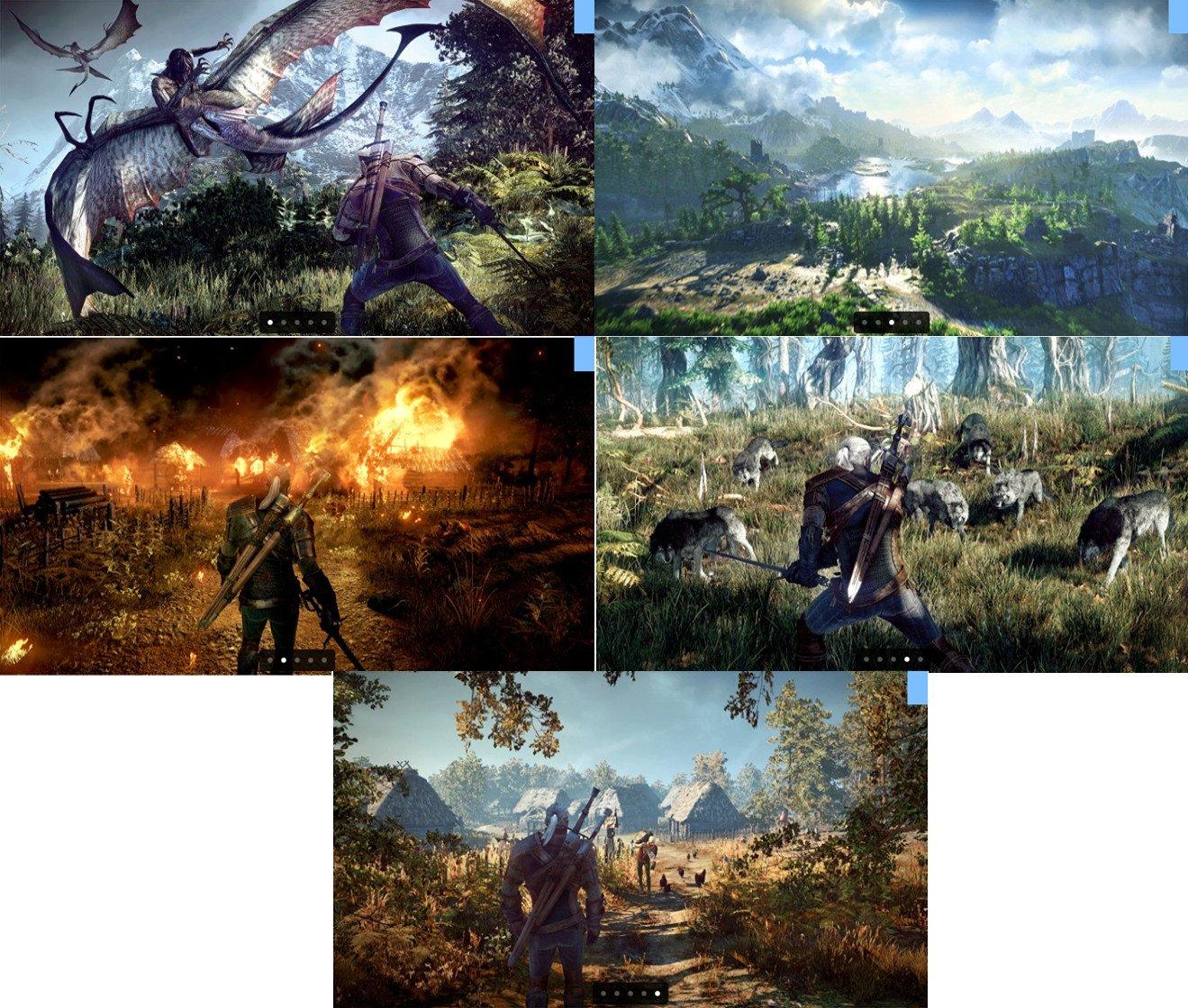 The Witcher 3: Дикая Охота. Новые скриншоты и подробности игры - Изображение 1