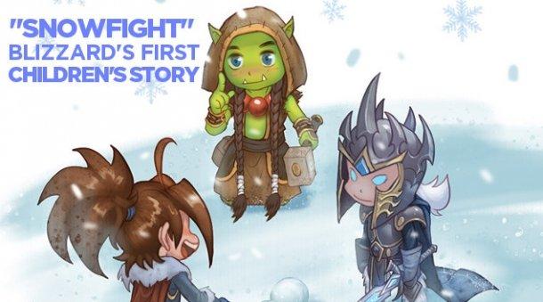 Blizzard представила первую детскую книгу по World of Warcraft - Изображение 1