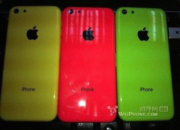 Началось производство бюджетных iPhone - Изображение 1