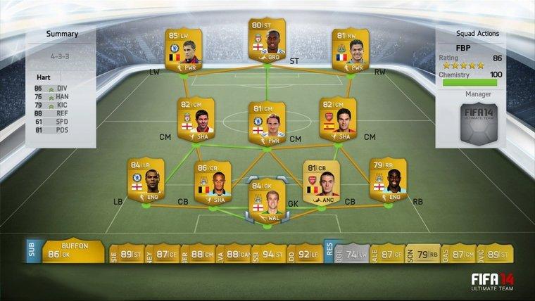EA рассказала о новинках в FIFA 14: Ultimate Team - Изображение 1