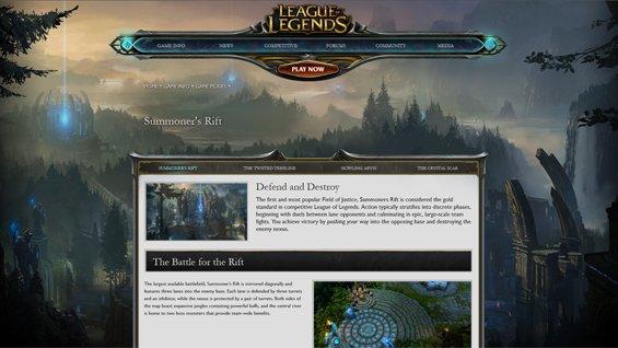 Сайт League of Legends обновился - Изображение 2