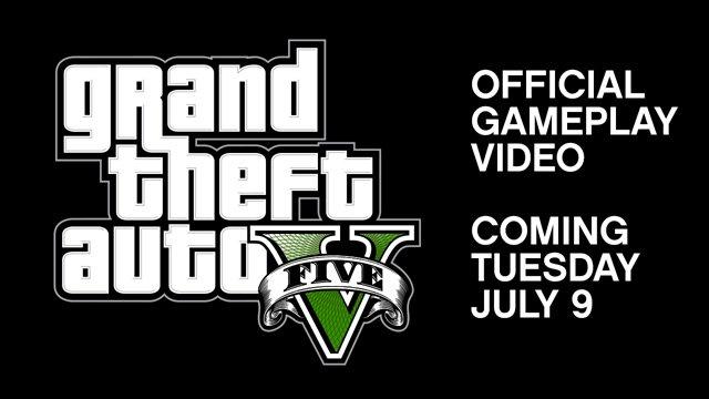 9 июля Rockstar покажет геймплей GTA 5  - Изображение 1