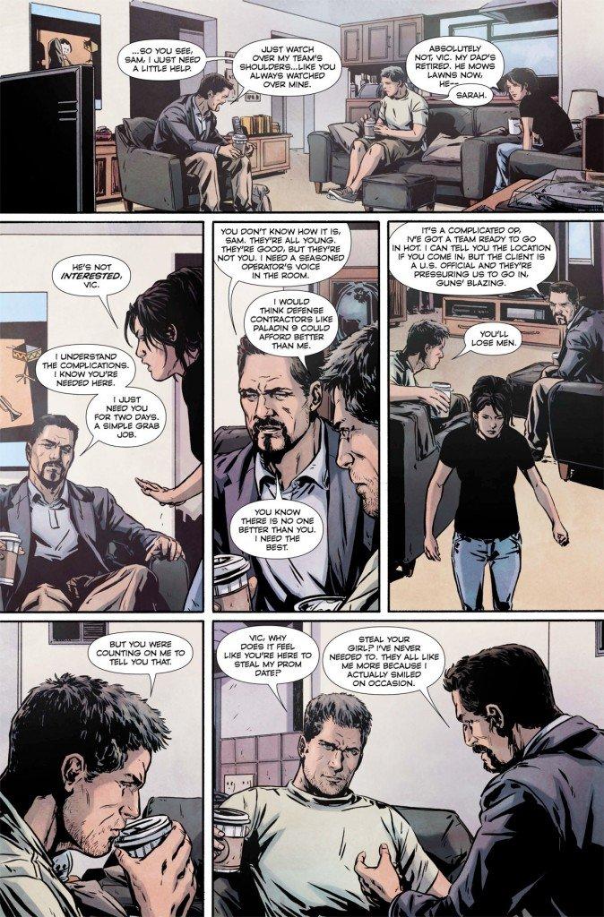 Комикс Splinter Cell: Echoes раскроет подробности жизни Сэма Фишера - Изображение 1