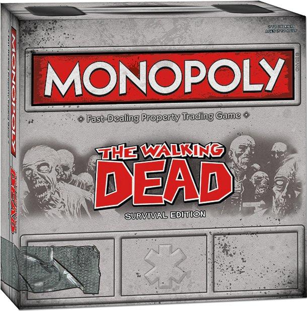The Walking Dead стали Монополией - Изображение 1