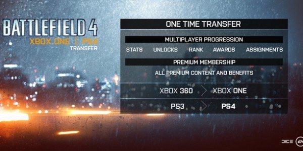 Battlefield 4 позволит перенести прогресс на новые консоли - Изображение 1