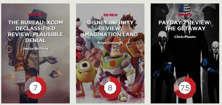 Disney Infinity оценили выше, чем XCOM Declassified и Payday 2 - Изображение 1