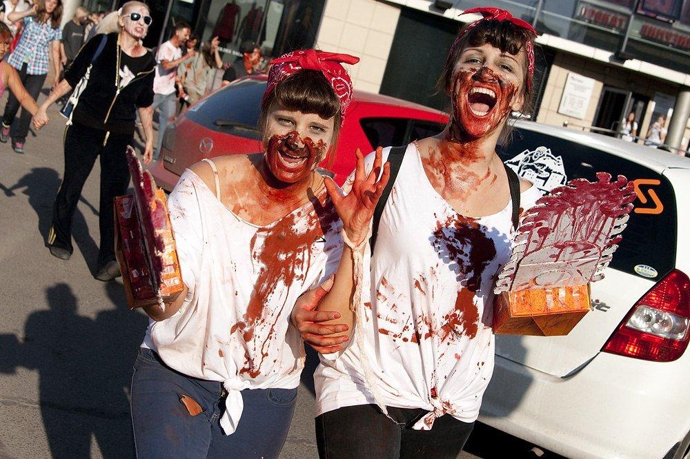 Красноярск пережил нашествие зомби - Изображение 1