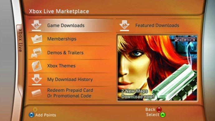 Microsoft обновили Xbox Live - Изображение 1