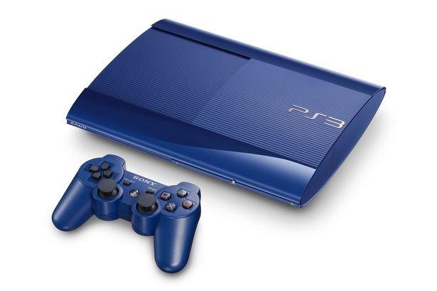 Sony выпускает синюю версию PS3 эксклюзивно для GameStop - Изображение 1