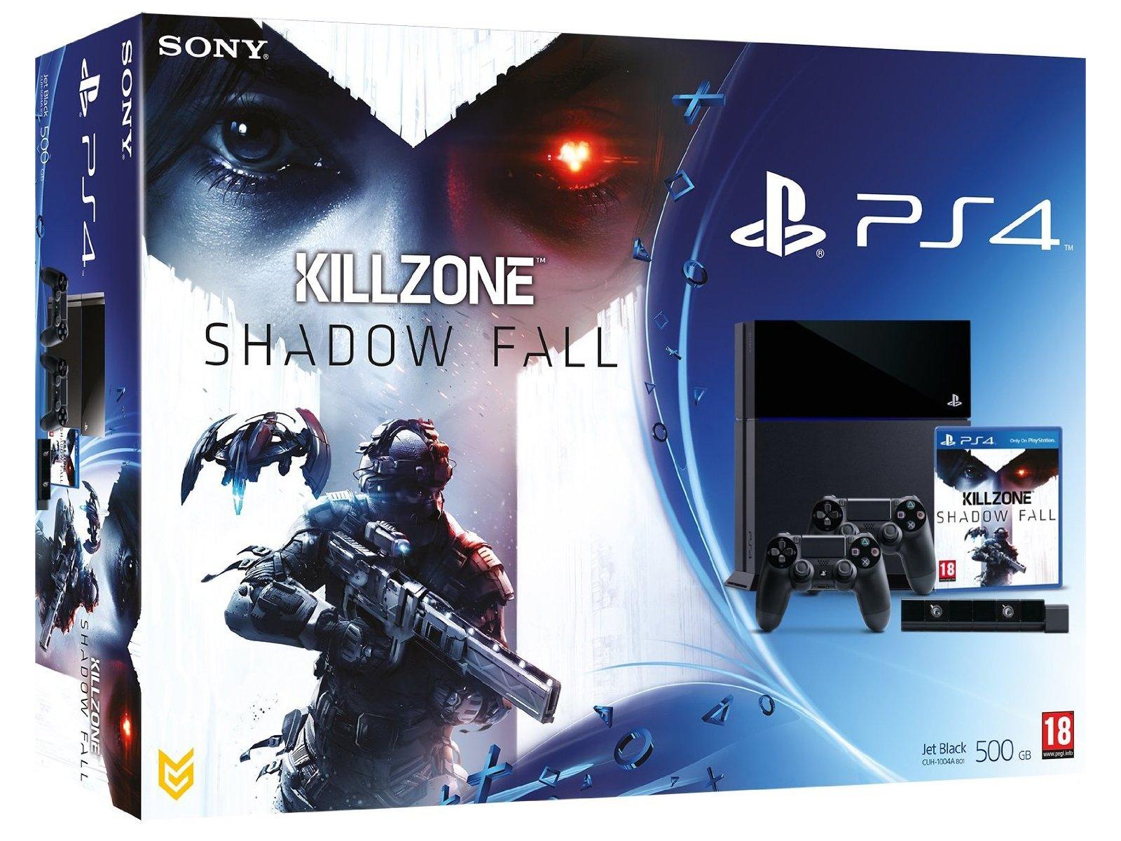 Killzone: Shadow Fall PS4 бандл замечен на Amazon за 499 Евро - Изображение 1
