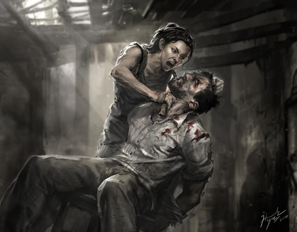 Авторы The Last of Us показали альтернативную концовку игры - Изображение 1