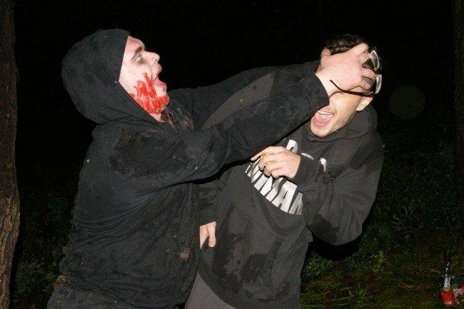 В Благовещенске поролоновыми пулями отбивались от зомби - Изображение 1