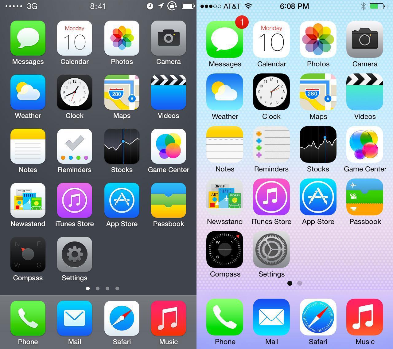 iOS 7 будет доступна всем владельцам продукции Apple сегодня в 21:00 - Изображение 1