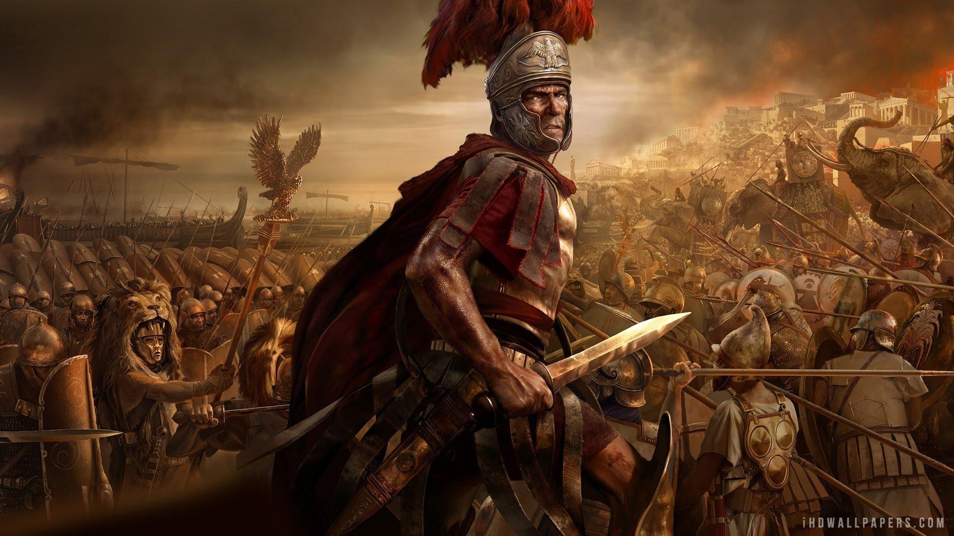 Сегодня стартует продажа Total War: Rome II. - Изображение 1