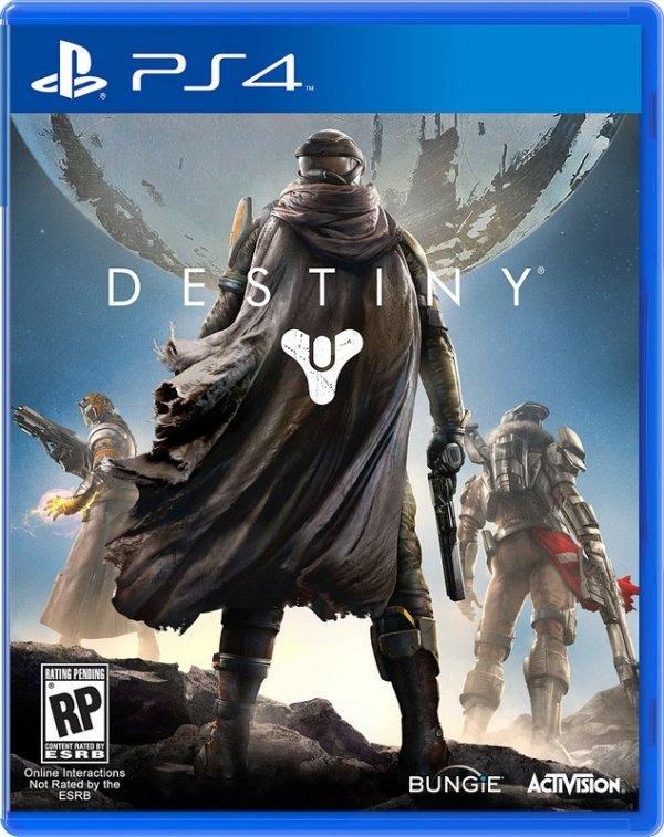 В сети появился box-art игры Destiny - Изображение 1