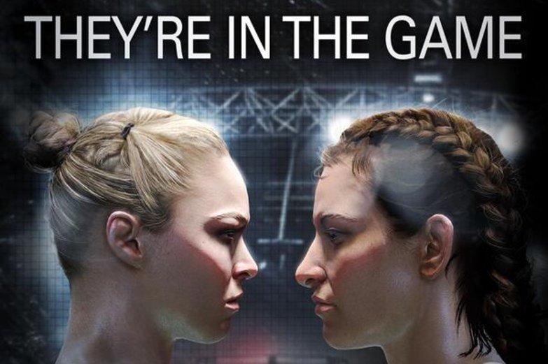 В игре UFC можно будет пользоваться Мишей Тэйт - Изображение 1