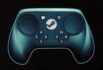 Был на конференции Valve недавно прошедшей, мой хороший друг Гейб показал финальный концепт контроллера. Мне понра ... - Изображение 1