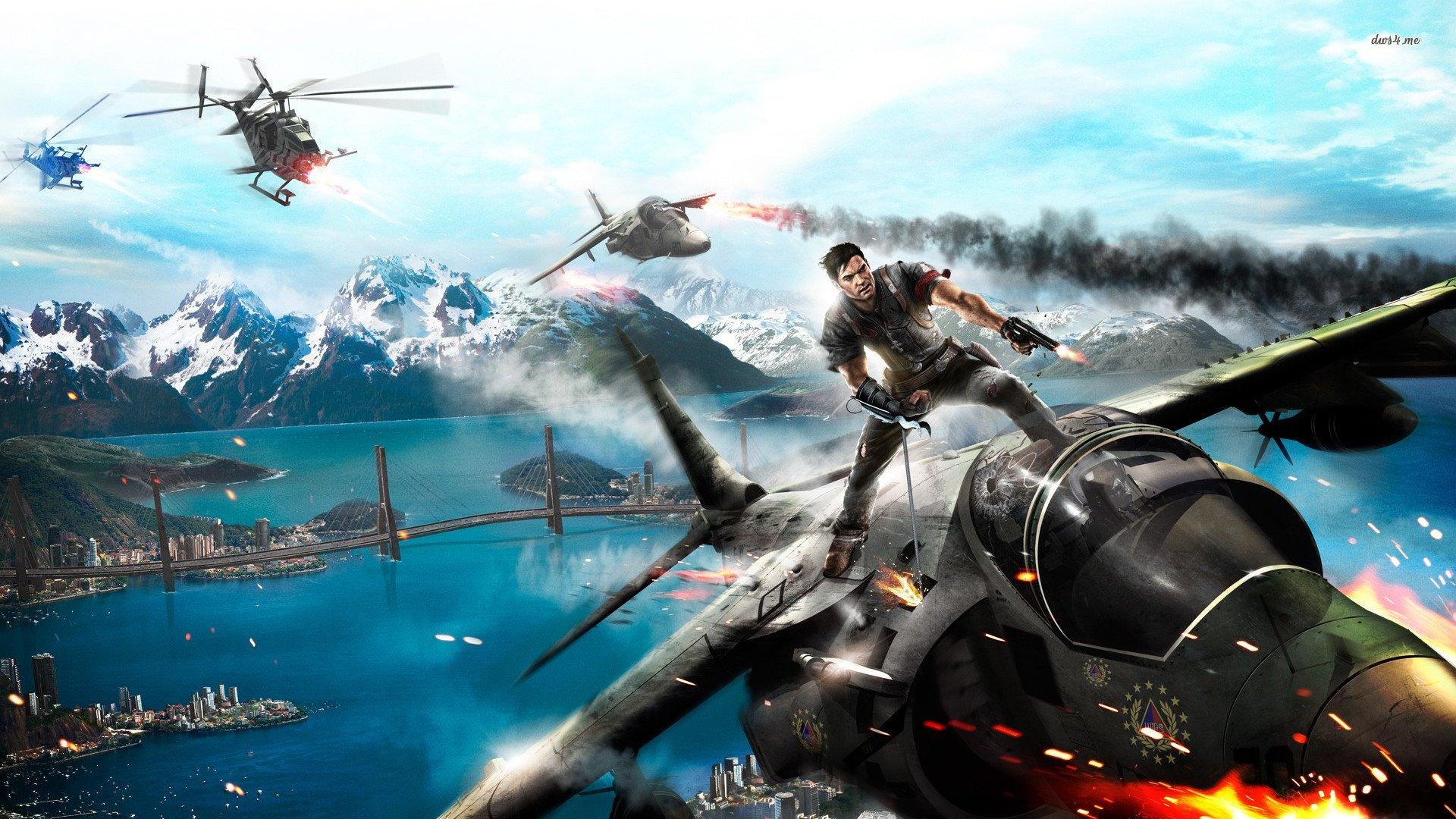 Just Cause 2 Multiplayer. - Изображение 1