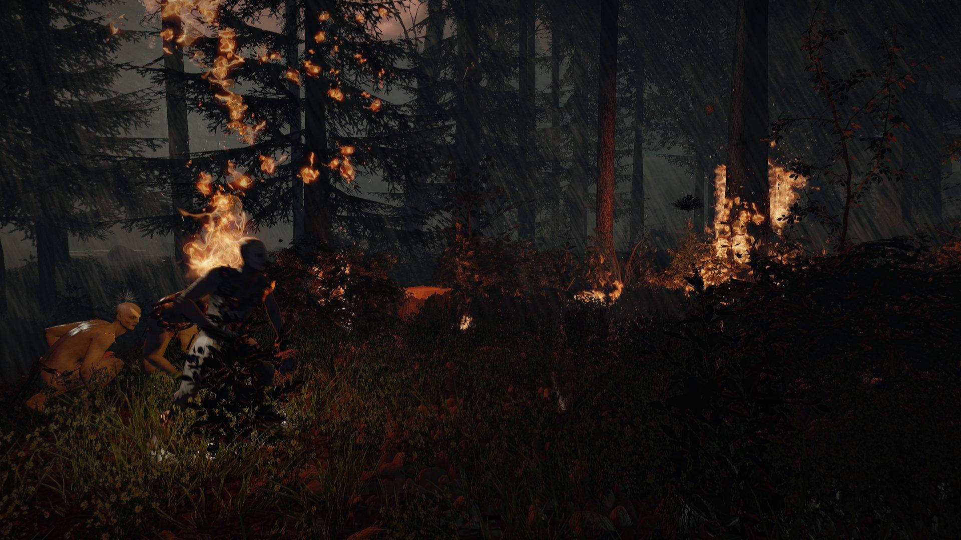 The Forest новые скриншоты - Изображение 8