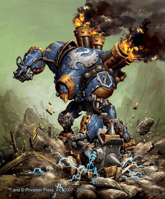 Теория заговора: паровые роботы от Велв - Изображение 1