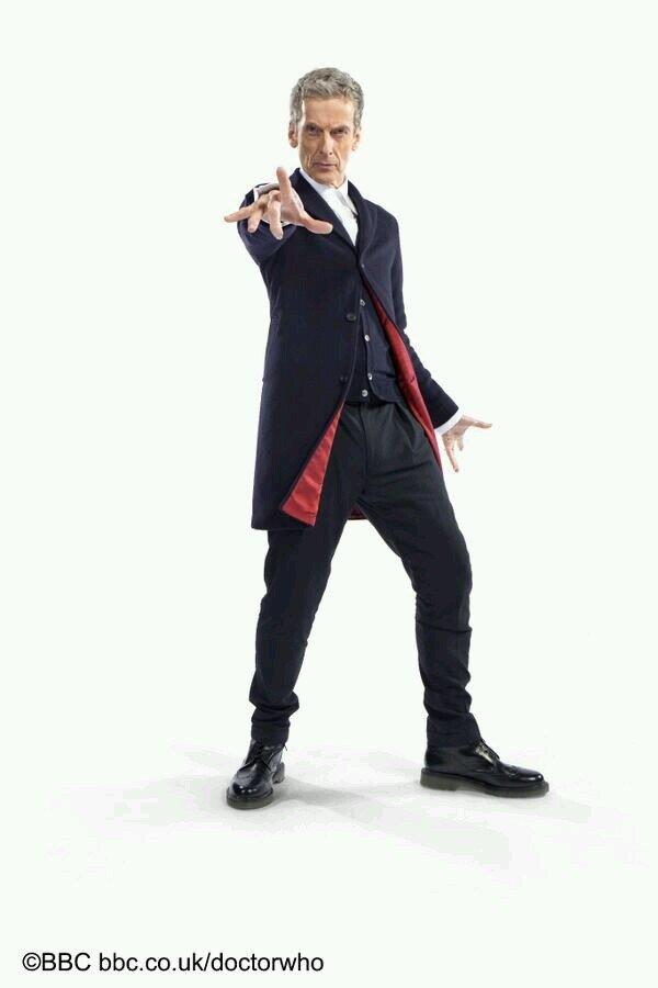 BBC показали костюм нового Доктора - Изображение 1