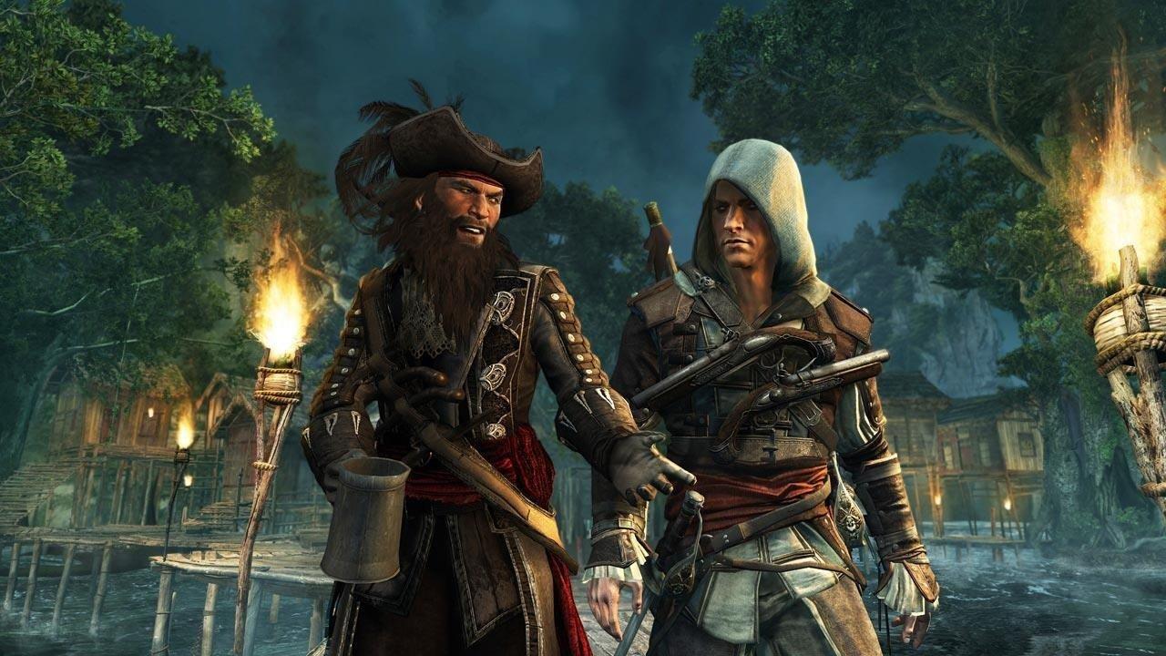 Моя маленькая рецензия на Assassin's Creed 4:Black Flag - Изображение 2