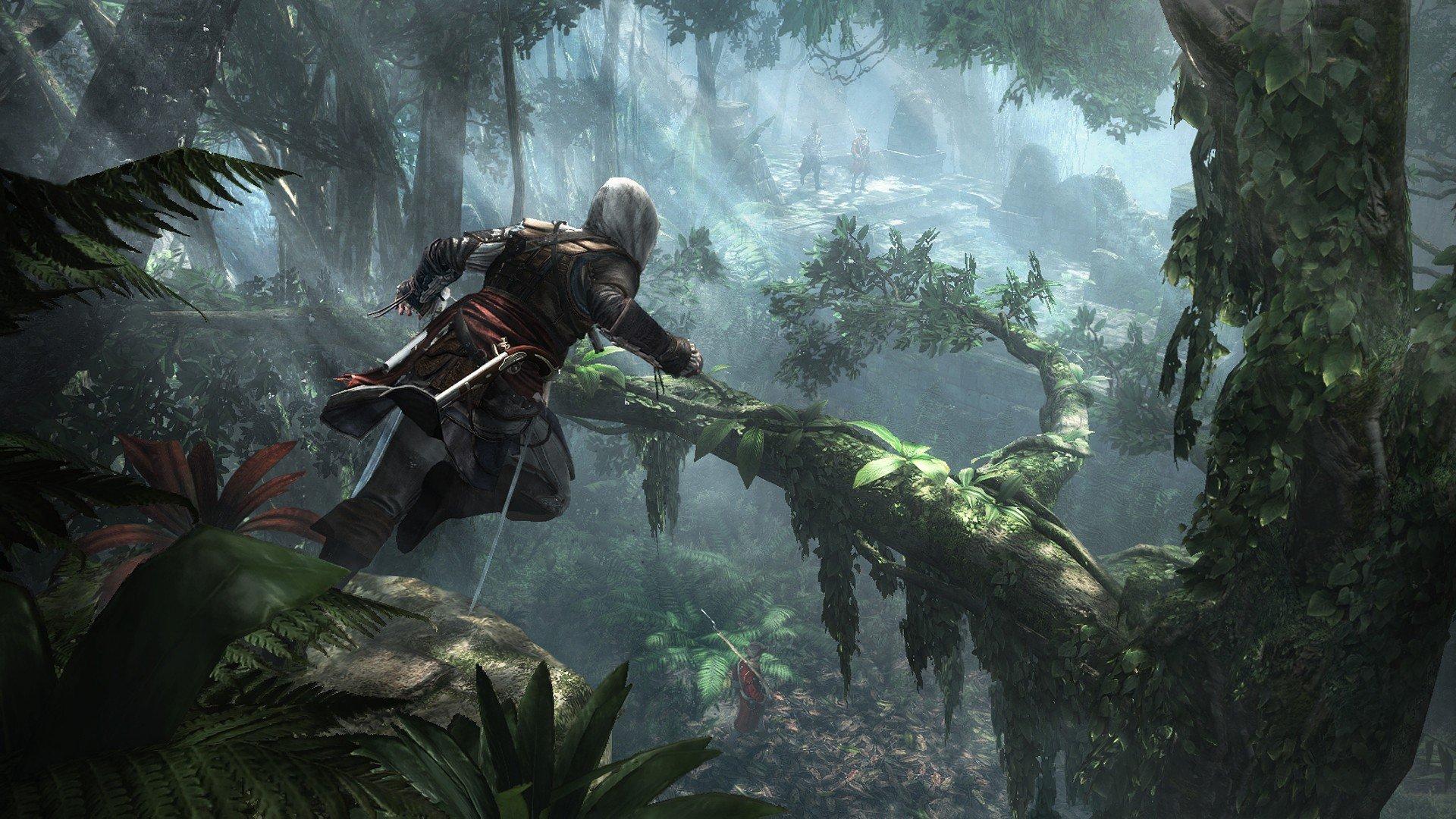 Моя маленькая рецензия на Assassin's Creed 4:Black Flag - Изображение 1